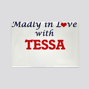 Madly in Love with Tessa Magnets