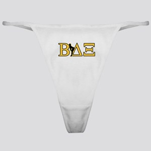 Beta House Fraternity Classic Thong