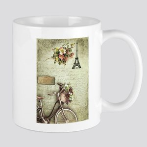 Bicyclette a Paris Mug