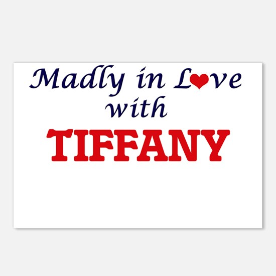 Madly in Love with Tiffan Postcards (Package of 8)