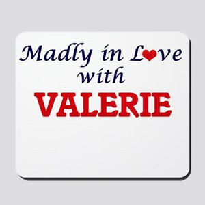 Madly in Love with Valerie Mousepad