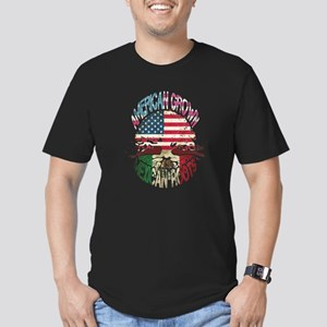 American Grown- Mexican Roots T-Shirt