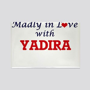 Madly in Love with Yadira Magnets