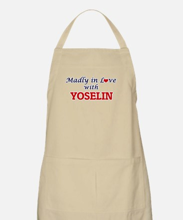 Madly in Love with Yoselin Apron