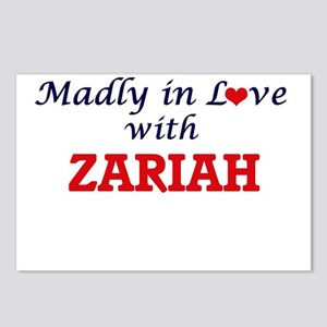 Madly in Love with Zariah Postcards (Package of 8)