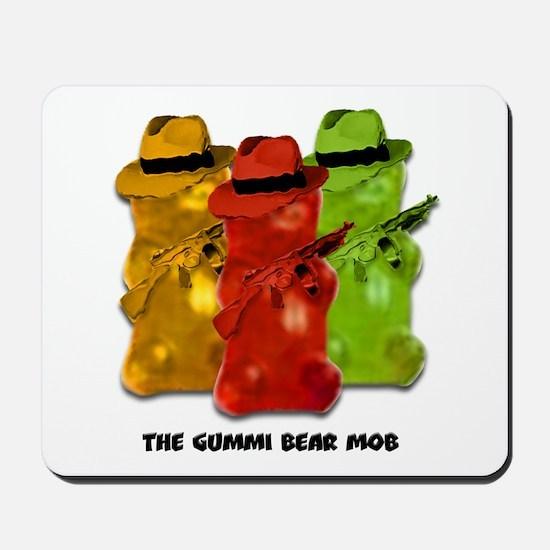 Gummi Bear Mob Mousepad