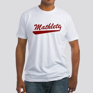 Mathlete Fitted T-Shirt