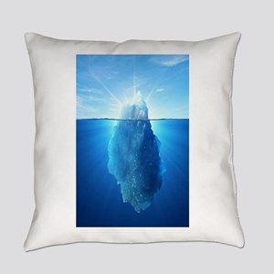 Iceberg Nature Photography Everyday Pillow