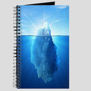 Iceberg Nature Photography Journal