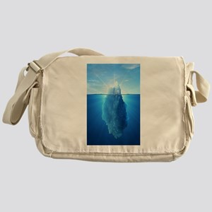 Iceberg Nature Photography Messenger Bag