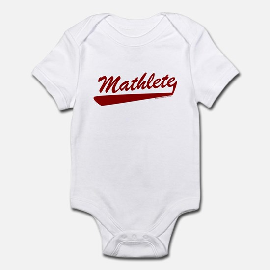 Mathlete Infant Creeper