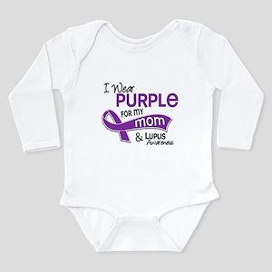 I Wear Purple 42 Lupus Body Suit