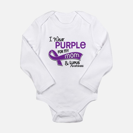 I Wear Purple 42 Lupus Body Suit