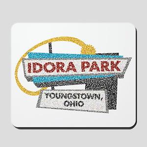 Idora Park Sign Mousepad