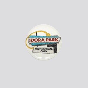 Idora Park Sign Mini Button