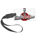Radiokaty Logo Large Luggage Tag