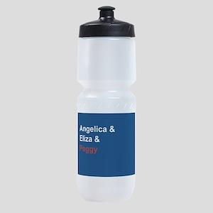Schuyler Sisters Sports Bottle