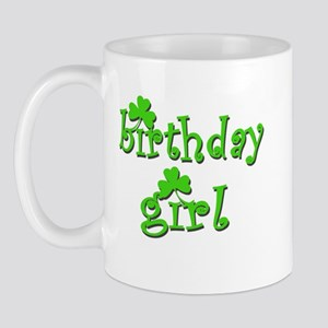 Irish Birthday Girl Mug