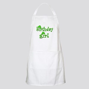 Irish Birthday Girl Apron
