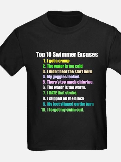Swim Excuses T