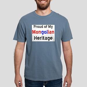 mongolian heritage Mens Comfort Colors Shirt