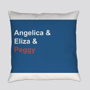Schuyler Sisters Everyday Pillow