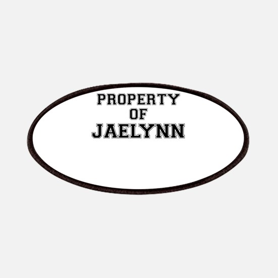 Property of JAELYNN Patch