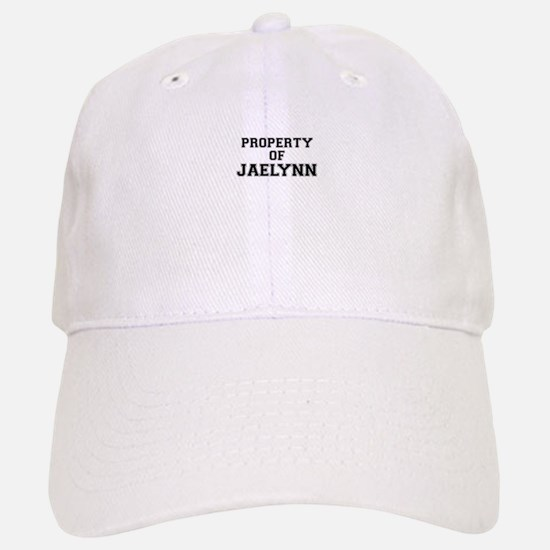 Property of JAELYNN Baseball Baseball Cap