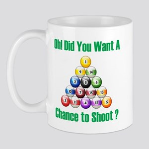 Chance To Shoot Mug