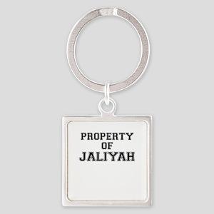 Property of JALIYAH Keychains