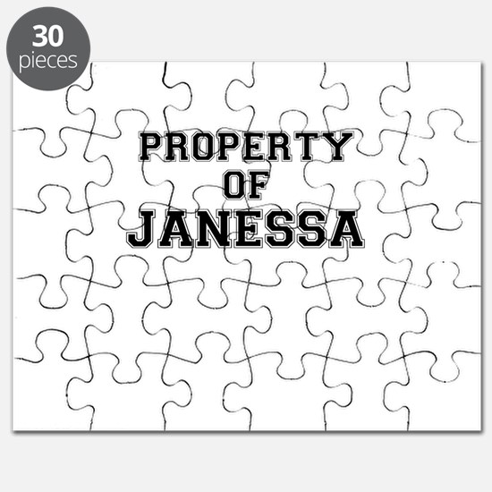 Property of JANESSA Puzzle