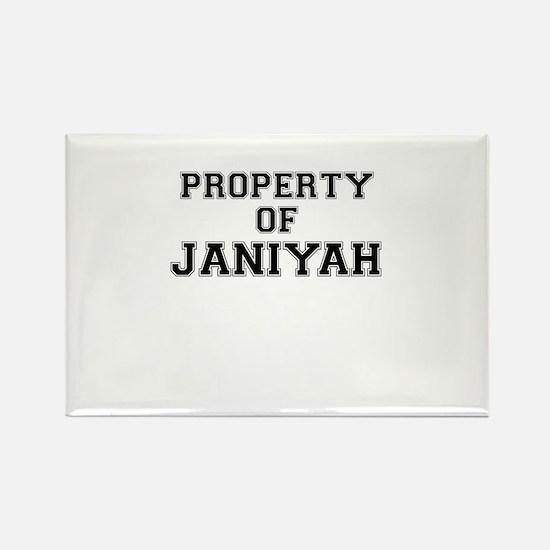 Property of JANIYAH Magnets
