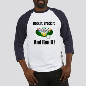 Rack It, Crack It Baseball Jersey