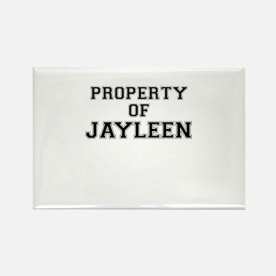 Property of JAYLEEN Magnets