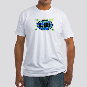 LBI OVAL - NEW Fitted T-Shirt