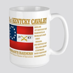 2nd Kentucky Cavalry Mugs