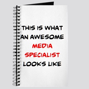 awesome media specialist Journal
