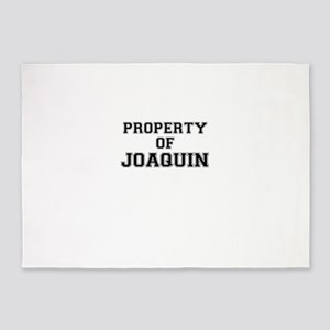Property of JOAQUIN 5'x7'Area Rug