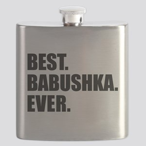 Best Babushka Ever Drinkware Flask