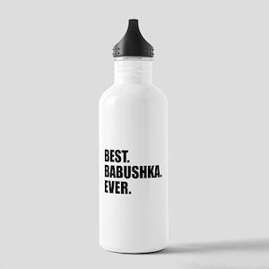 Best Babushka Ever Drinkware Water Bottle
