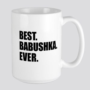 Best Babushka Ever Drinkware Mugs