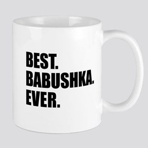 Best Babushka Ever Drinkware Mugs
