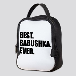 Best Babushka Ever Drinkware Neoprene Lunch Bag