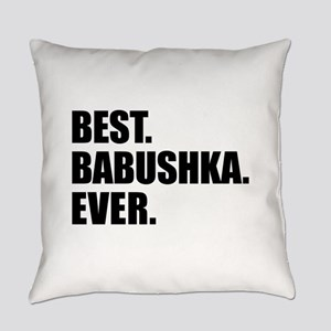 Best Babushka Ever Drinkware Everyday Pillow