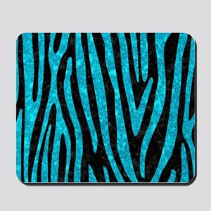 SKIN4 BLACK MARBLE & TURQUOISE MARBLE (R Mousepad