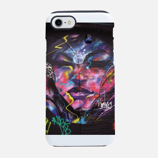Psychedelic Psychic Mural iPhone 8/7 Tough Case