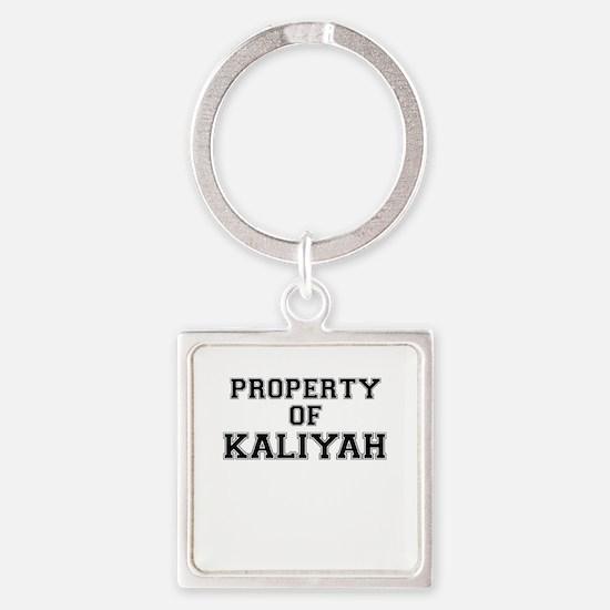 Property of KALIYAH Keychains