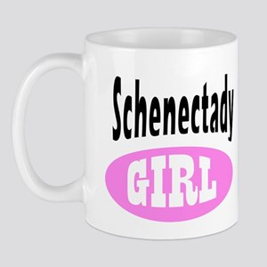 Schenectady Girl T-shirts and Mug