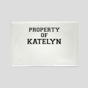 Property of KATELYN Magnets