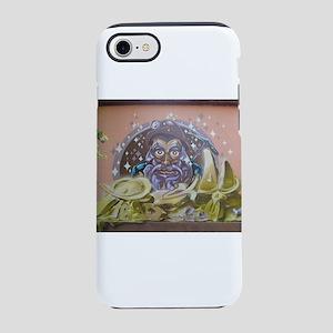 Street Art Miner iPhone 8/7 Tough Case